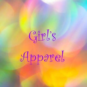 Girl's Apparel Section